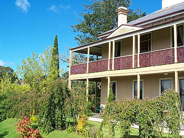 Blue Mountains Manor House - Mount Victoria, NSW