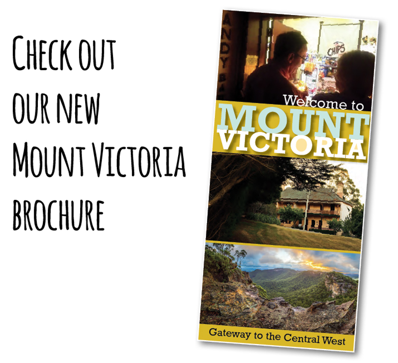 Check out our new Mount Victoria brochure