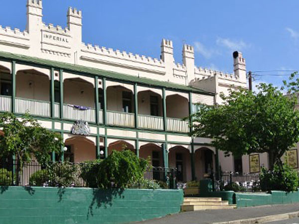 Imperial Hotel - Mount Victoria, NSW